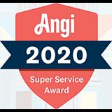 Angi 2020 Super Service Award